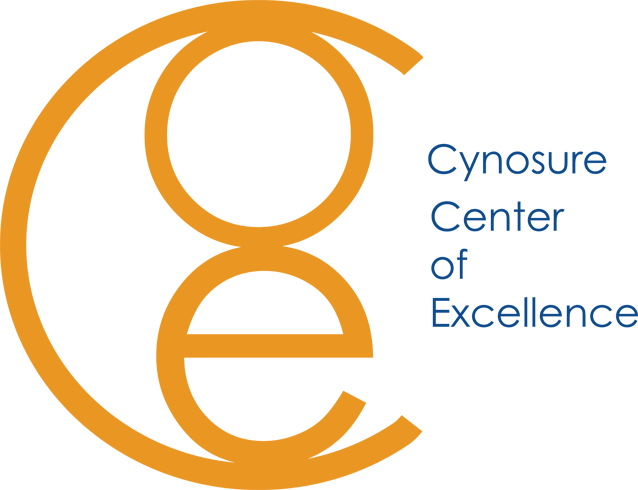 Cynosure Center of Excellence logo